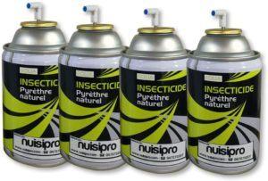 Quels sont Les domaines d'application d'un anti moustique ?
