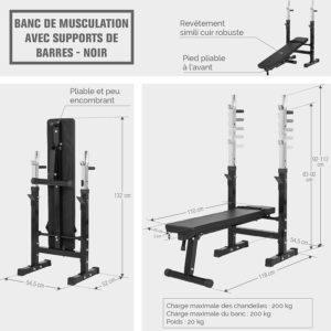 Quelle est l'importance de la stabilité d'un banc de musculation?