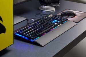 Définir un clavier Corsair K70 ?