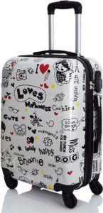 Description de la valise cabine Gloria Kaos dans un comparatif
