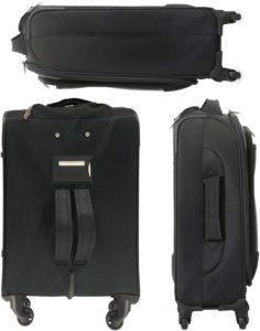 La solidité des matériaux d'une valise cabine dans un comparatif gagnant