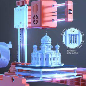 Les meilleures alternatives pour une imprimante 3D