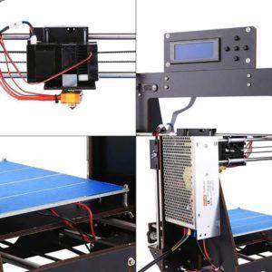 Quels sont les plus grands avantage d'une imprimante 3D dans un comparatif