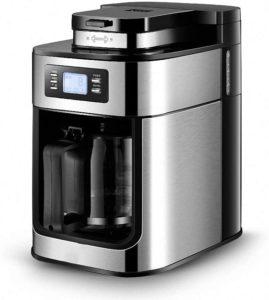 Testés le bruit des machines à café grain