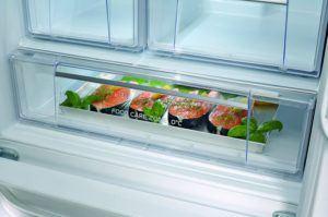 Donner les types des réfrigérateurs congélateurs ?
