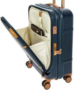 Le type d'une valise cabine