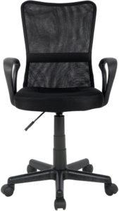 Ce fauteuil de SixBros est tout ce qu'il y a de plus classique