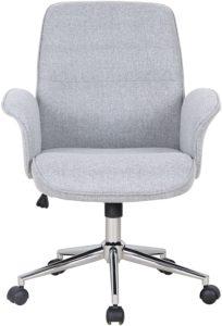 Ce fauteuil de chef vous offre toute l'élégance dont vous avez besoin