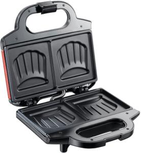 Cet appareil multi-fonctions possède 2 plaques de cuisson pour une utilisation optimale.
