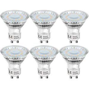 Choisissez entre un lot de 5, de 6 ou de 10 ampoules en fonction du nombre de pièces à éclairer, et faites le test !