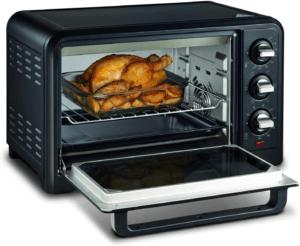 Design et compact, un mini-four s'intégrera parfaitement dans votre cuisine. Faites le test !