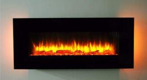 En plus de chauffer et décorer, les cheminées électriques apportent de la luminosité durant les journées sombres et en soirée