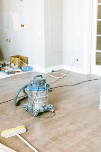 L'aspirateur industriel est un outil de travail fiable et résistant
