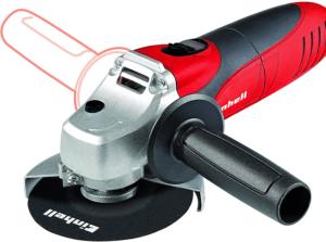 La meuleuse Einhell TC-AG 125 est, selon les tests, l'outil parfait pour les tâches les plus exigeantes.