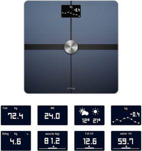La technologie exclusive du Position Control vous guide pour que vous preniez la position optimale afin que chaque pesée soit précise à 0,1 kg - 0,2 lbs près.