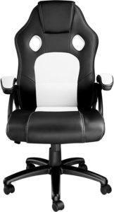 Le fauteuil de TecTake est parfaitement adapté pour les gamers