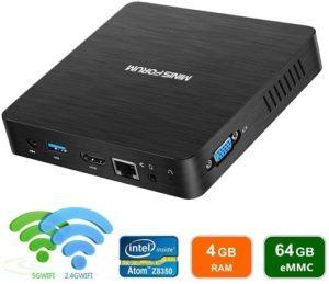 Mini ordinateur capable de se connecter par WiFi ou bluetooth et doté d'une grande puissance d'exécution des tâches.