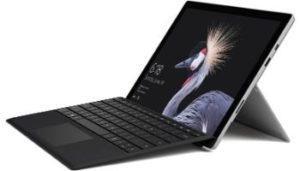Ordinateur portable haute performance avec écran réversible et clavier détachable.