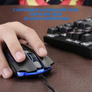 Pour un joueur de jeux vidéo, la précision et la sensibilité d'une souris sont des facteurs clés à prendre en compte dans les tests produits. Il n'y a cas consulter les avis des utilisateurs pour s'en rendre compte.