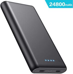 Pour une meilleure sécurité après achat, cette batterie externe dispose d'une garantie de 24 mois, ce qui a conquis les avis des clients.