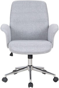 Pour une utilisation longue durée, choisissez une chaise pivotante confortable.
