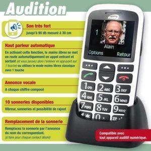 Selon les tests, les smartphones pour seniors sont des téléphones portables qui incorporent toutes les technologies de communication qui existent.