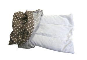 Une modèle dorsale artisanale en tissu