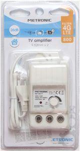 amplificateur d'antenne metronic 432177