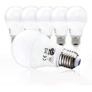 cette ampoule LED dégage une lumière blanc chaud pour une ambiance de détente et de bien-être. Si vous voulez notre avis, elles sont idéales dans les chambres et surtout les chambres d'enfants.