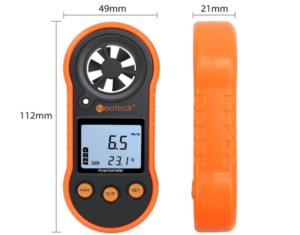 L'anémomètre, instrument fiable pour mesurer la vitesse du vent