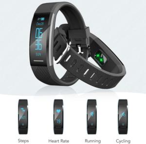 Ce bracelet connecté est une option parfaite pour les personnes souhaitant rester en forme. Si vous comptez vous remettre au sport, faites le test !