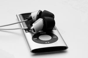Un lecteur MP3 vous offre une qualité sonore nettement supérieure, à celle d'un smartphone classique. Source: Herbert2512, pixabay