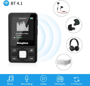 Au-delà de l'option de sortie audio classique avec un câble jack, de nombreux lecteurs MP3 vous proposent aujourd'hui une connexion sans fil, via Bluetooth.