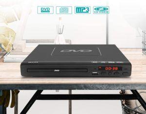 lecteur de disque DVD, CD, VCD capable de lire les clés USB