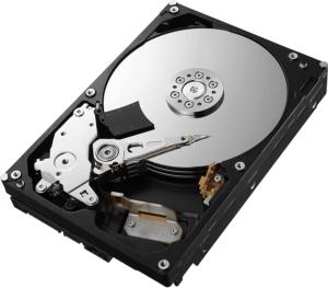 Le disque dur offre des performances élevées au professionnels.