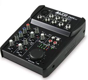 La table de mixage numérique est parfaite pour créer et remixer des sons depuis votre ordinateur.