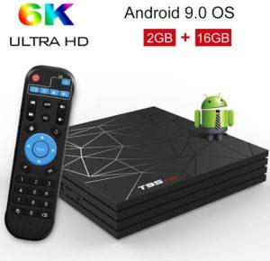 Android est un système d'exploitation très apprécié sur les smarts box tv