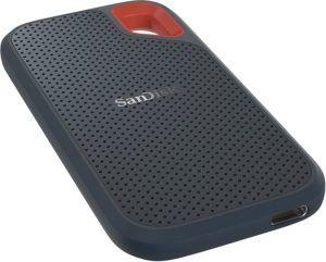 Ce disque dur ssd externe se connecte via USB