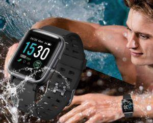 Cette smartwatch Android est parfaite pour le sport