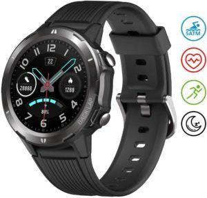 Cette smartwatch Android est spécialisée dans le fitness