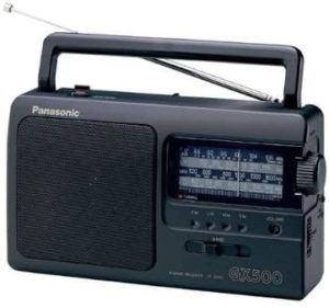 La radio portable vous accompagne même en vacances !