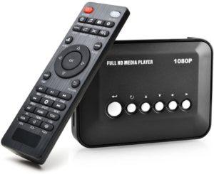 Le disque dur multimédia est très pratique pour regarder vos vidéos sur votre télévision