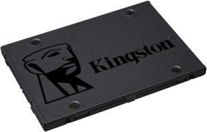Le disque dur ssd de KINGSTON est facile à installer