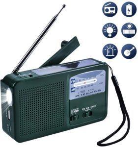 Le tuner de la radio peut être analogique ou numérique