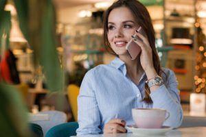 Les forfait mobile pas cher permettent aussi de passer des appels