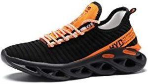 Outre leur design réussi, ces chaussures de course pour hommes sont aussi très confortable