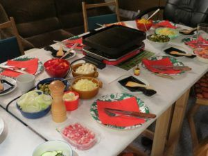 La raclette est un plat convivial très apprécié durant l'hiver