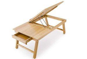 Il existe deux grands modèles de tables de lit aujourd'hui.