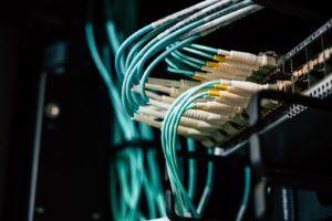 Système de distribution du réseau internet.
