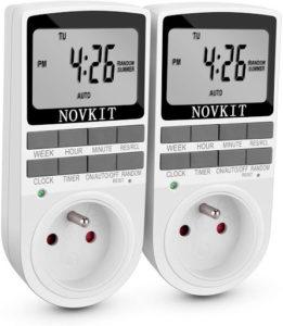 Timer capable de mesurer le temps et disposant d'une alarme.